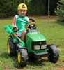 Ethan And His Tractor