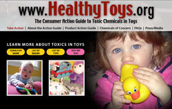 Check your toys at HealthyToys.org