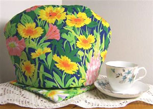Tea Cozy and Hot Pad