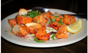 Indian Chicken Tikka Is A Healthy Choice