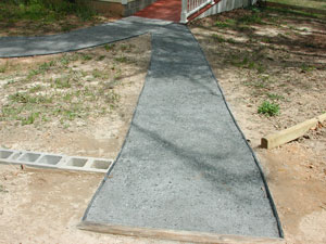 Anyone Can Make Their Own Garden Paths