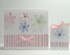 Paper Craft Gift Set