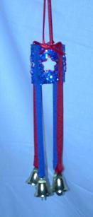 Patriotic Wind Chimes