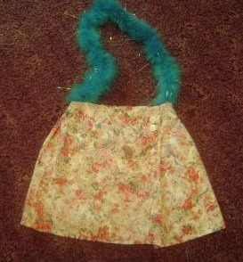 Craft Project: Skirt Purse