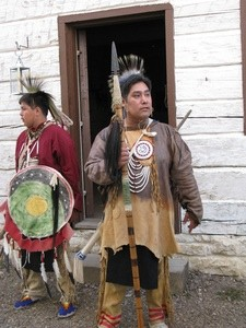 Traditional Arikara Nation Costumes
