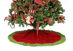 Saving Money on a Tree Skirt