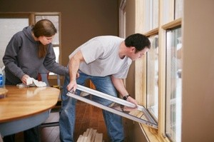 You may earn energy tax credits by replacing your windows