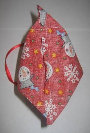 Craft Project: Christmas Party Favor Bags