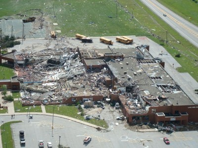 Lake High School (Ohio) Destroyed In Tornado