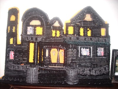 Craft Project: Haunted House Frames