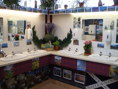 Travel: Kyle of Lochalsh Public Toilets (Scotland)