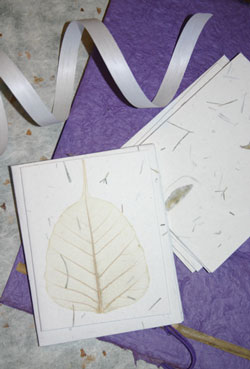 How to Make Home Made Paper You Can Plant