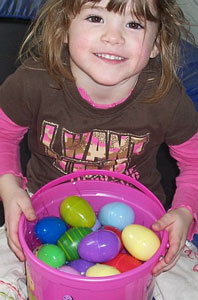 What Fun! - Easter Egg Hunt