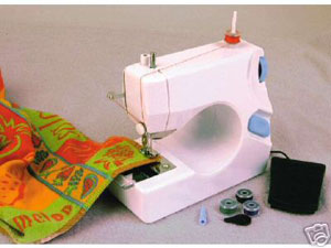 lockstitch mini sewing machine