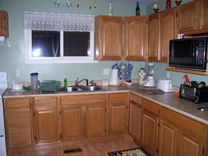 Paint Color Ideas  Kitchen on Would Like To Know What Color Would Be Best For A Kitchen With Oak