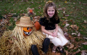Reuse Halloween Pumpkins In Fall Displays