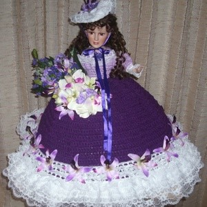Crochet bed dolls and other doll clothing etc and while i do have