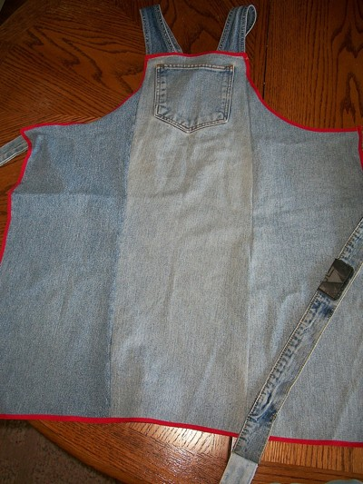 Craft Project: Grilling Apron