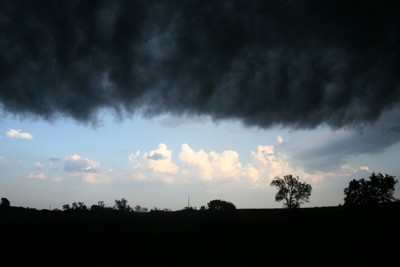 Scenery: Storm Clouds