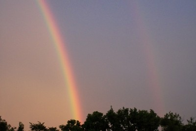 Scenery: Double Rainbow