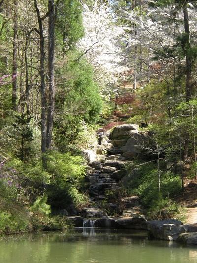 Garvan Woodland Gardens Hot Springs National Park Ar Thriftyfun