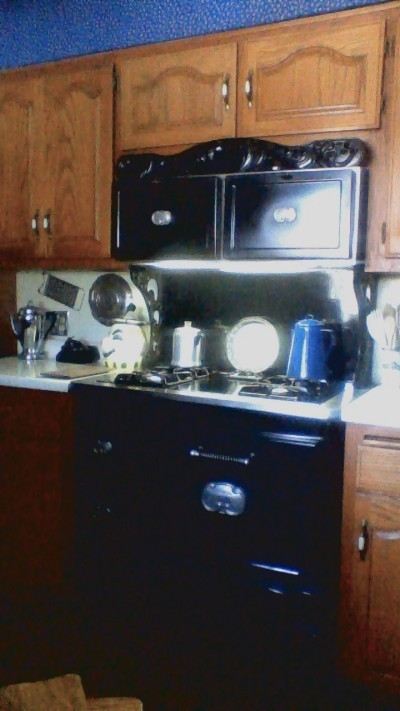 RE: Making Older Appliances Look New