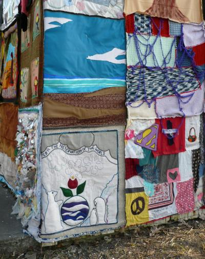 RE: Recycled Clothing Crafts