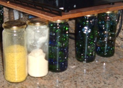RE: Uses for Pickle Jars