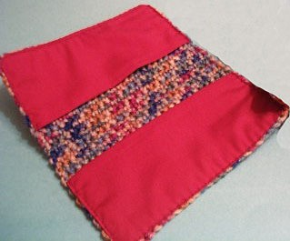 Stylish Checkbook Covers - Free Patterns - Download Free Patterns