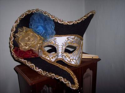 RE: Planning a Masquerade Ball