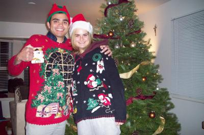 Ugly Sweater Christmas
