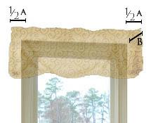 RE: Making Valances
