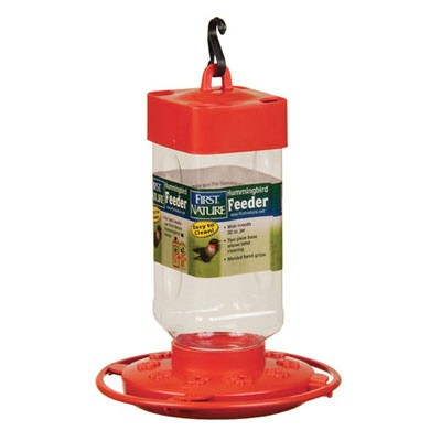 RE: Keeping Bees Away from a Hummingbird Feeder