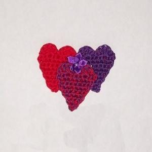 RE: Craft Project: Red White And Blue Heart Pin