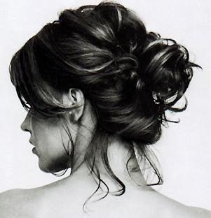 hair styles for formal dances