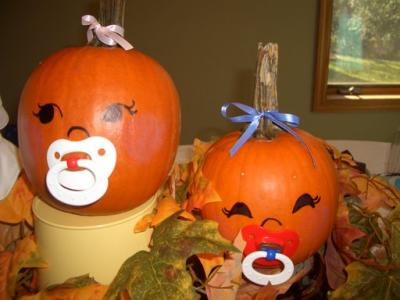 fall themed baby shower thriftyfun