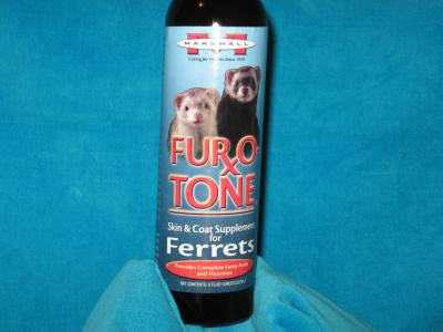 RE: Is Salt Flea Treatment Safe For Ferrets?