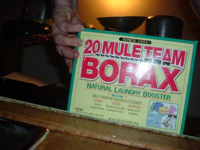 RE: Buying Borax Powder