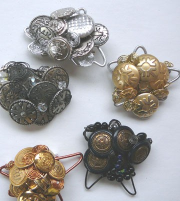 Craft Ideas Buttons on Craft Ideas Using Buttons   Thriftyfun