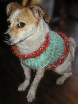 RE: Loom Knitting Patterns For Dog Sweaters