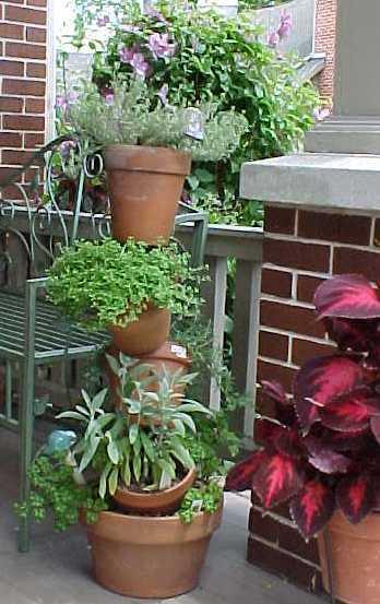 Terracotta Flower Pot Crafts