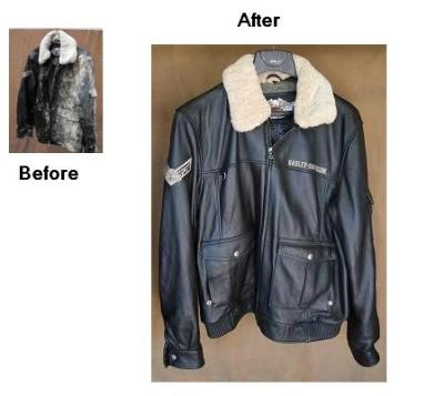 RE: Mold on a Leather Jacket