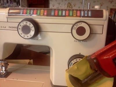sewing machine needle won t move