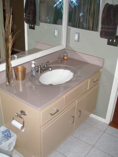Refinishing Cultured Marble Counters Thriftyfun