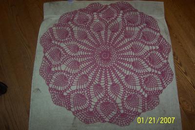 Crochet Stitch - PineApple Stitch - YouTube