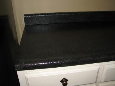RE: Painting Laminate Countertops