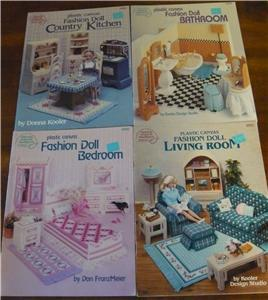 barbie furniture patterns