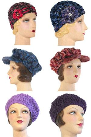RE: Knitted Newsboy Cap Pattern