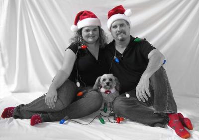RE: Christmas Card Photo Ideas