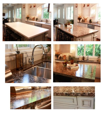 Gianigranite.com saved my kitchen for $60.00